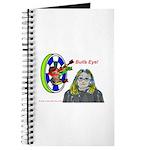 Bad Boss Bull's Eye Journal