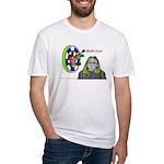 Bad Boss Bull's Eye Fitted T-Shirt