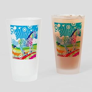 showercurtain47 Drinking Glass