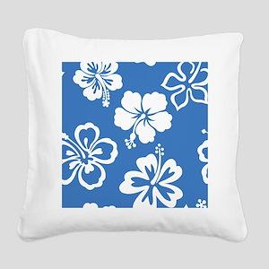 showercurtain51 Square Canvas Pillow