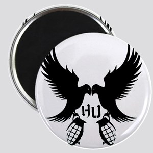 Dove and Grenade Hollywood Undead Magnet