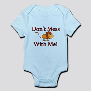 Dont Mess with Me ! Body Suit