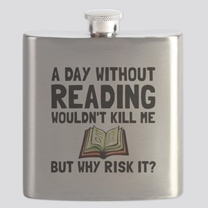 Risk It Reading Flask