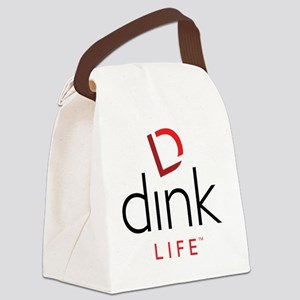 DINKLife logo Canvas Lunch Bag