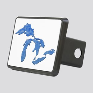 GL2012 Rectangular Hitch Cover
