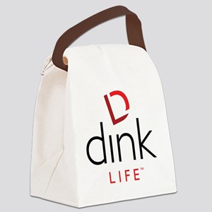 Smaller dinklife logo Canvas Lunch Bag