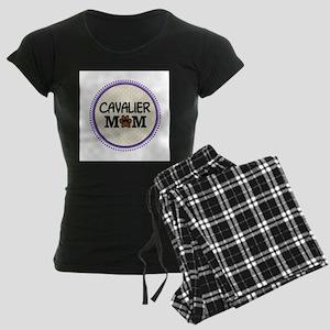 Cavalier Dog Mom pajamas