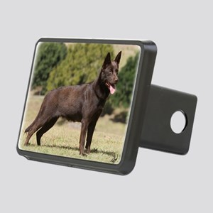 Australian Kelpie 9Y641D-1 Rectangular Hitch Cover
