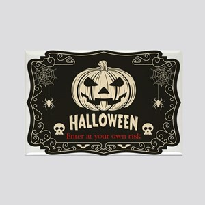 Funny Halloween Magnets