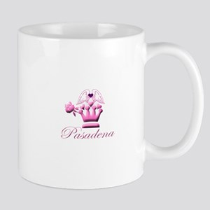Pasadena Pink Angel Wings Mugs