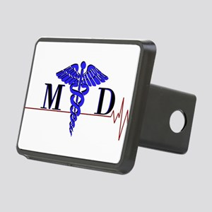 Medical Doctor Hitch Cover