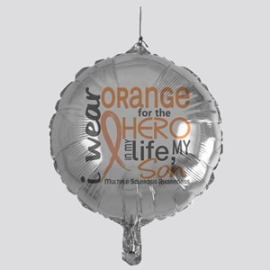 D Son Mylar Balloon