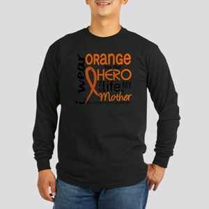 D Mother Long Sleeve Dark T-Shirt