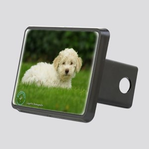 Lagotto Romagnollo 8T19D-2 Rectangular Hitch Cover