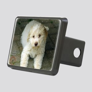 Lagotto Romagnollo 8T22D-0 Rectangular Hitch Cover
