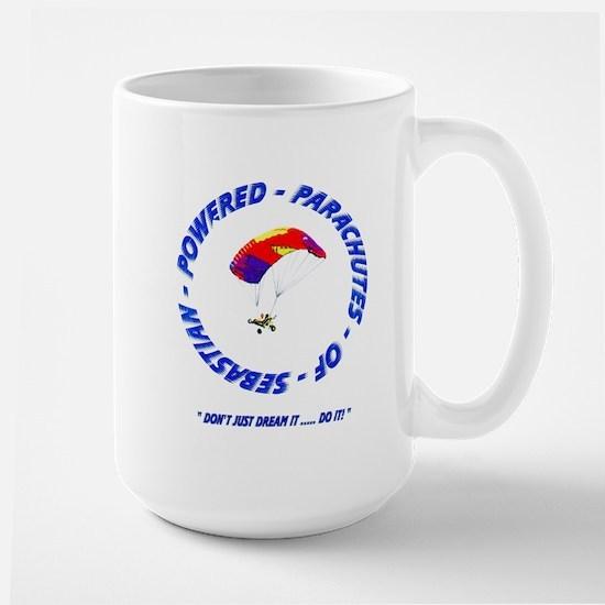 Blue Full Mugs