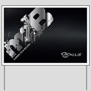ViSalus M2B Laptop Skin Yard Sign