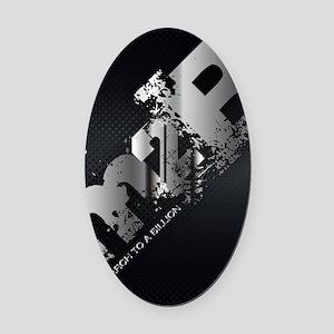 ViSalus M2B Phones Oval Car Magnet
