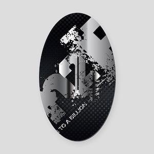 ViSalus M2B iPhone4 Oval Car Magnet
