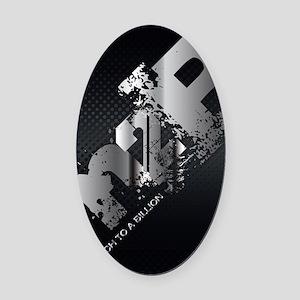 ViSalus M2B Tablets Oval Car Magnet