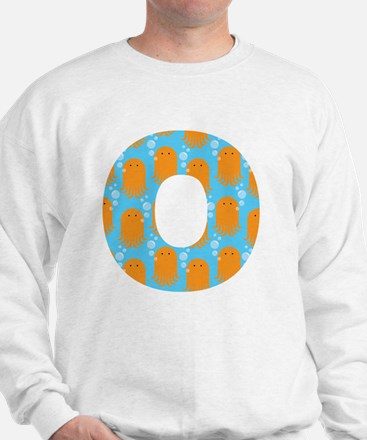 O is for Octopus Sweatshirt