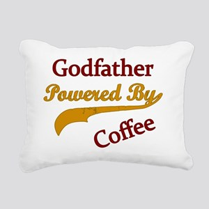 Godfather Powered By Cof Rectangular Canvas Pillow