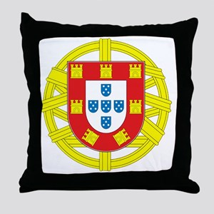 portugal 2 Throw Pillow