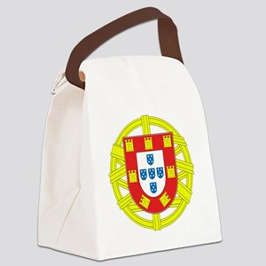 portugal 2 Canvas Lunch Bag