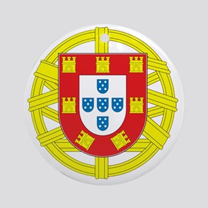 portugal 2 Round Ornament