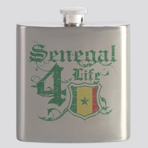 senegal Flask