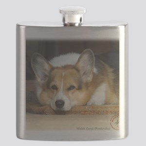 Welsh Corgi Pembroke 9R022-030_2 Flask