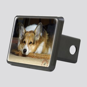 Welsh Corgi Pembroke 9R022 Rectangular Hitch Cover