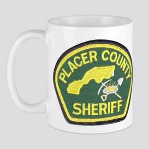 Placer County Sheriff Mug