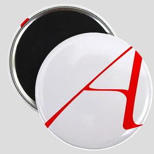 Dawkins Scarlet Letter Atheist Symbol Magnet