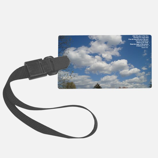 Now Luggage Tag