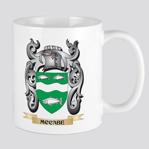 Mccabe Coat of Arms - Family Crest Mugs