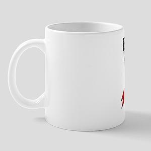 Beaufort Coolest 2 red pocket Mug