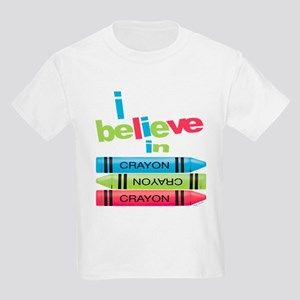 I believe in colors! Kids T-Shirt