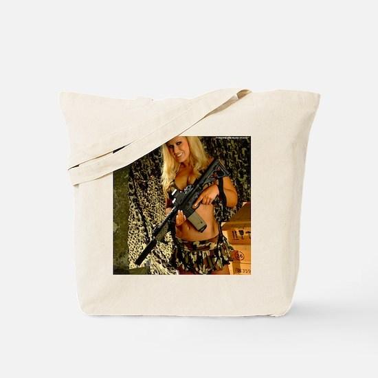 518-iPad2_Cover-Natalie-M6-AAC-Image Tote Bag
