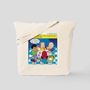 pokerNap Tote Bag