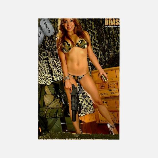 518-iPad2_Cover-Vanessa-M203-Imag Rectangle Magnet