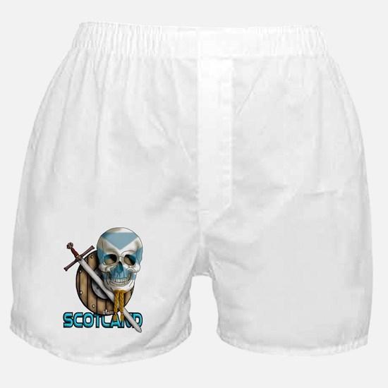 Bearded Skull Boxer Shorts