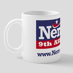 Nemeth 2012 Car Magnet Mug