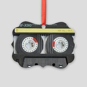 Cassette pillow case Picture Ornament