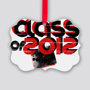 class of 2012 Picture Ornament