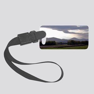 Mountian View Small Luggage Tag