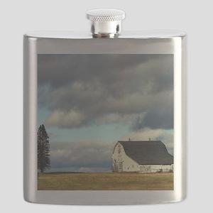 P T Barn Flask
