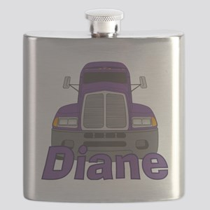 diane-g-trucker Flask