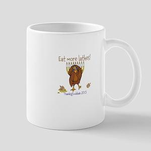 Eat more latkes Mugs