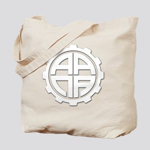 AANAGEAR_white Tote Bag